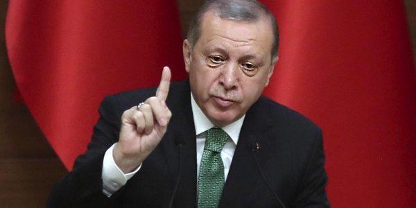 أردوغان:سنقلب شمال العراق على رؤوس الاوغاد من عناصر PKK