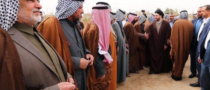 عمار يشتري الذمم بمباركة السيستاني !!!
