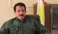الخائن كوسرت رسول لأكراد كركوك..سنحرركم  قريبا ًمن الاحتلال العراقي