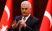يلدريم:أمن تركيا مرتبط باستقرار العراق وسوريا