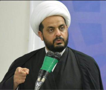 الخزعلي:الإرهاب لم ينتهي في العراق