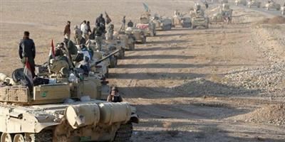 مصدر:إنطلاق عملية عسكرية لملاحقة داعش غربي الانبار