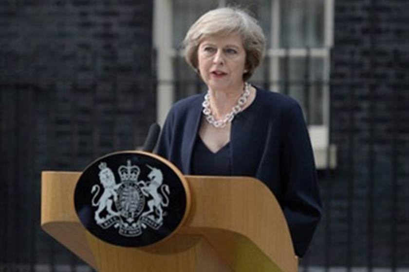ماي:بريطانيا ستغادر السوق الواحدة والحياة ستكون مختلفة