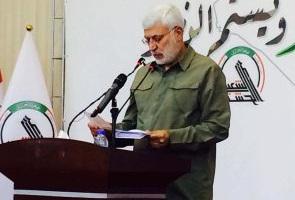 """""""المهندس"""": الإرهاب في العراق مدعوم من السعودية والإمارات ودفاعي عن إيران واجب مقدس"""