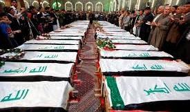 تقرير أمريكي:مقتل 2.4 مليون عراقي منذ تاريخ احتلال العراق