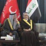 السفير الياباني في العراق..في الزي العربي