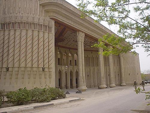 امانة مجلس الوزراء:تخصيص قصور صدام في منطقة الاعظمية إلى وزارة الصحة