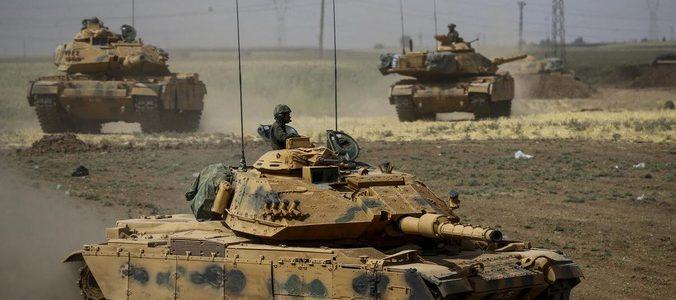 مسؤول: القوات التركية توغلت( 15كم) داخل الأراضي العراقية