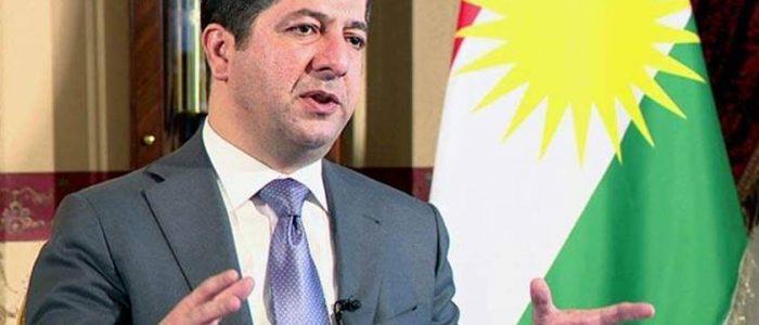 """مسرور:مشكلتنا مع بغداد """"سياسية قومية"""""""