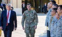 ترامب يتعهد بتعزيز قدرات الجيش الأمريكي