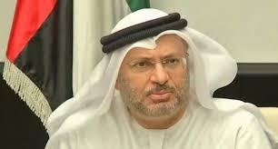 """قرقاش:الفدية التي دفعتها قطر إلى الحشد لإطلاق سراح الصيادين """"تمويلاً للإرهاب والتطرف"""""""