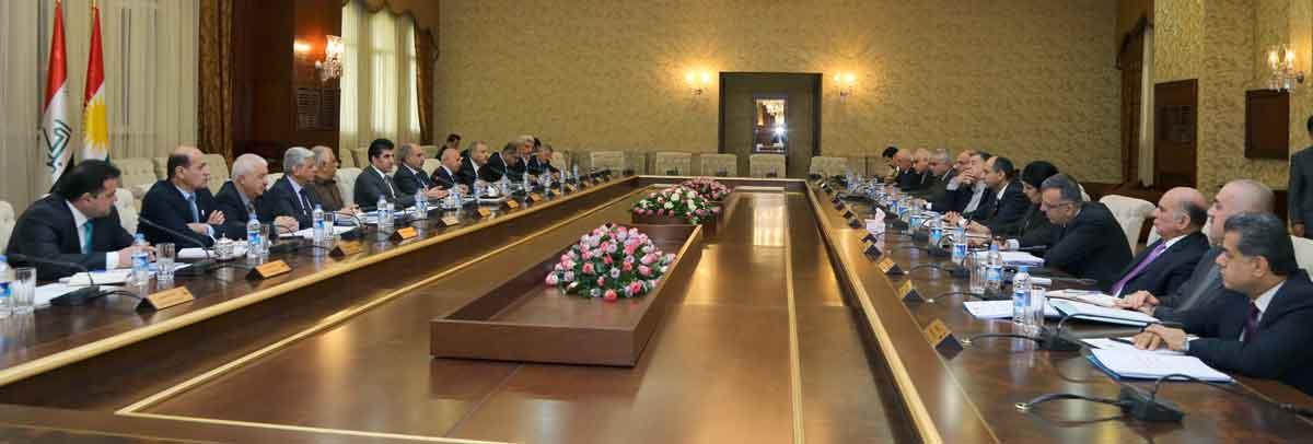 تعليمات حكومة كردستان للمشاركة في الانتخابات البرلمانية الاتحادية
