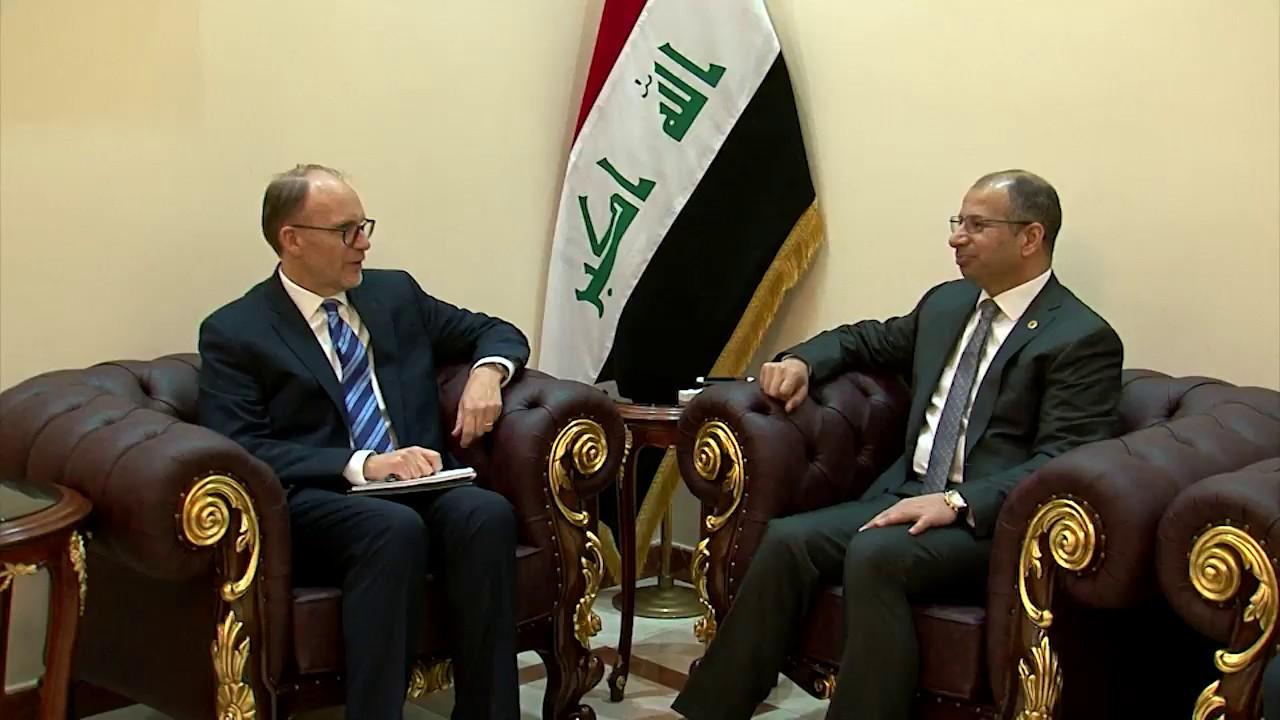 السفير الأمريكي:تجربة الحكم الشيعي فشلت في العراق