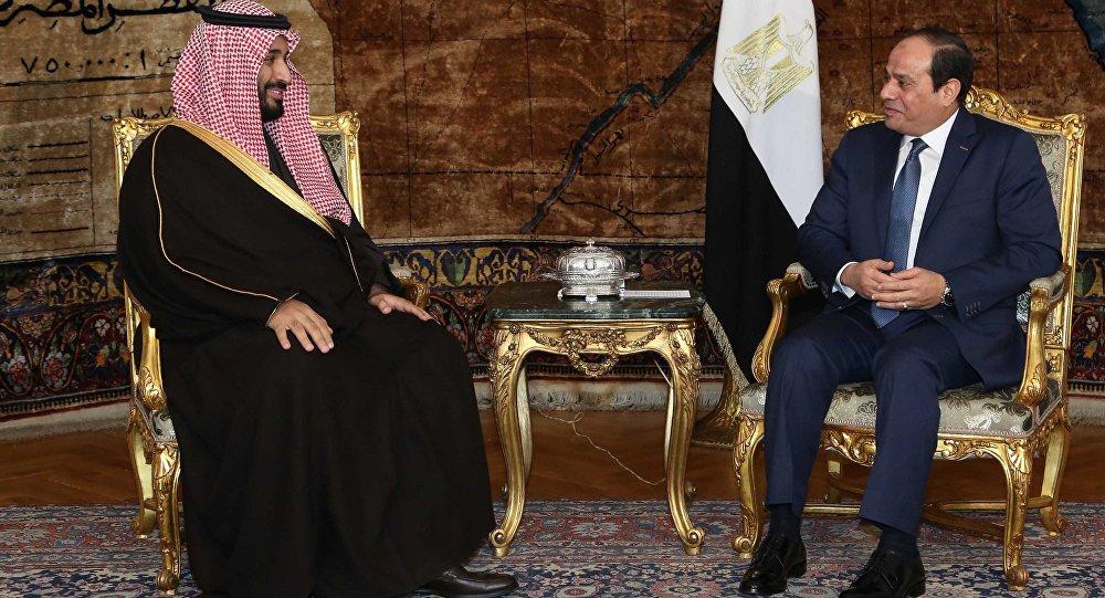 السيسي:أمن دول الخليج العربي لايتجزأ من الأمن المصري