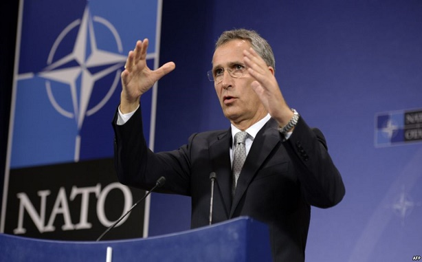 ستولتنبرغ:نعمل على إعداد خطة لتدريب الجيش العراقي بالتنسيق مع تركيا