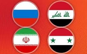 الدفاع الإيرانية:اجتماع عسكري للتحالف الرباعي في بغداد
