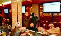 ارتفاع قيمة الأسهم في سوق العراق للاوراق المالية