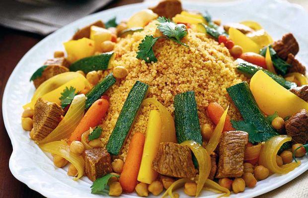 طبق الطعام الأشهر بدول المغرب العربي