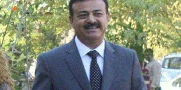 """الاتحاد الوطني """"يستغرب"""" من اغتيال مدير عام مفوضية انتخابات كردستان"""