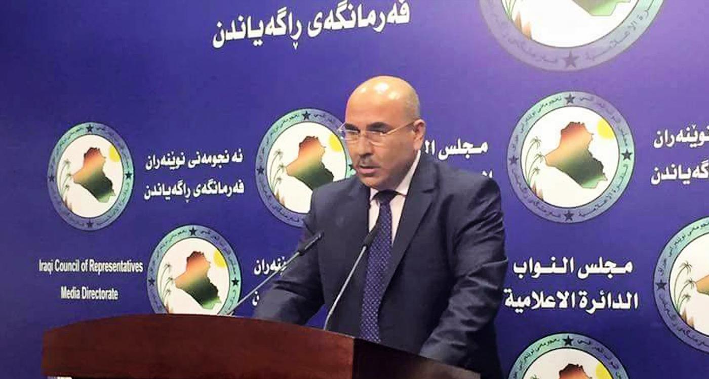 شنكالي:كل شيء في العراق خارج القانون والضوابط