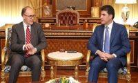 الولايات المتحدة تعلن عن بناء قنصلية جديدة لها في أربيل