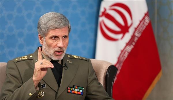 حاتمي يصل بغداد لبحث العدوان الثلاثي على سوريا