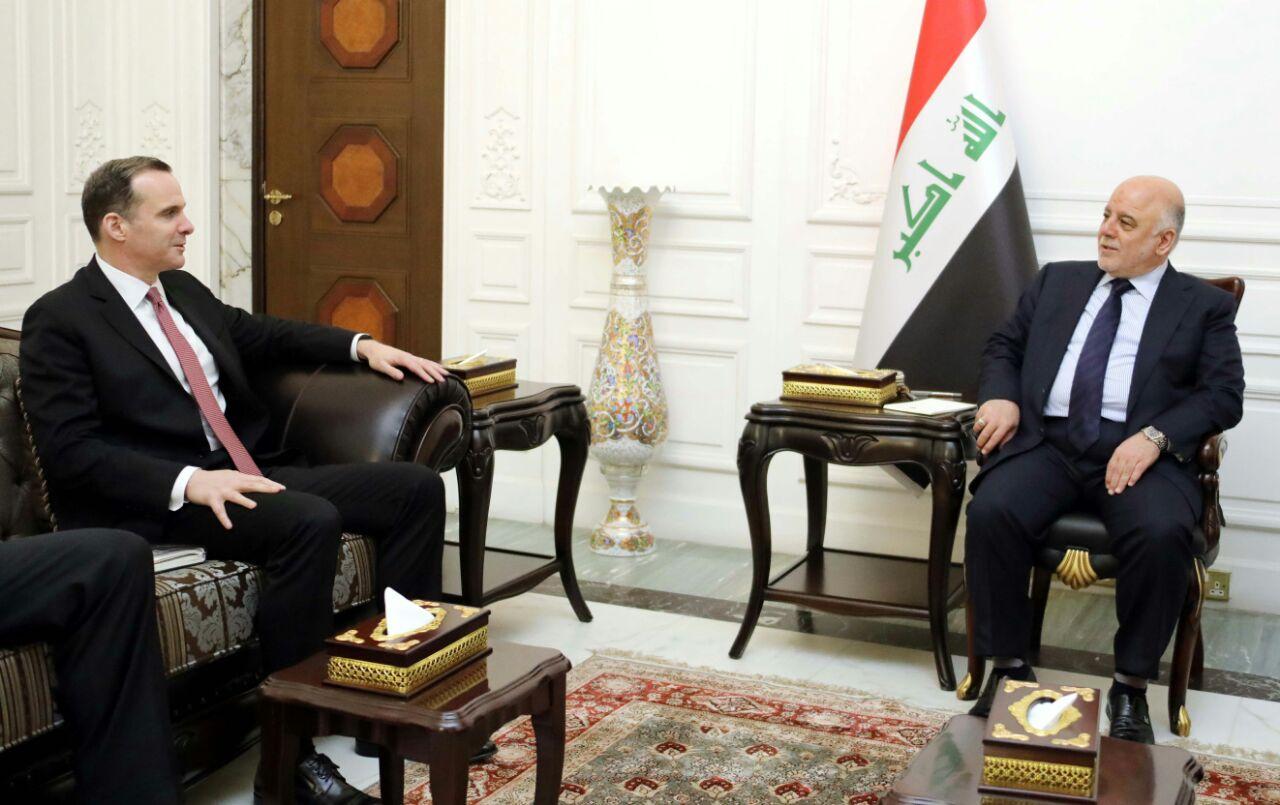 الولايات المتحدة تؤكد على استمرارها في دعم العراق