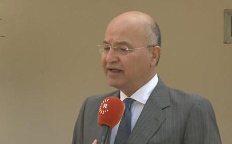 صالح يدعو الأكراد إلى إنهاء ظلم التسلط والقمع