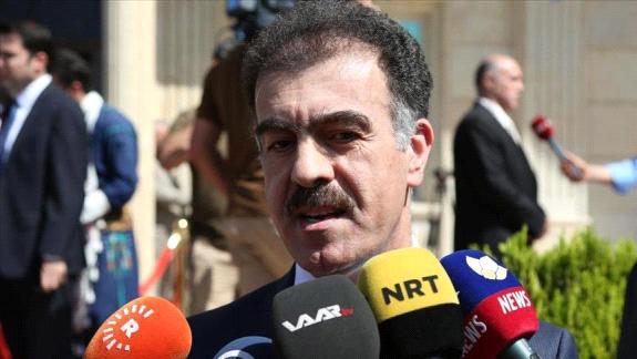حكومة كردستان:الضربات العسكرية الأمريكية تهدد أمن المنطقة