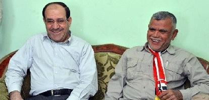تقرير:المالكي والعامري رأس الحربة الإيرانية ضد العبادي