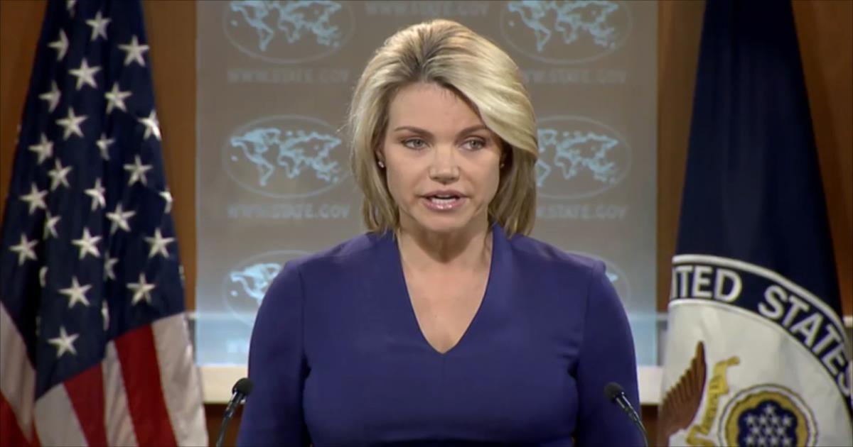 الخارجية الأمريكية:لاندعم أي مرشح عراقي لرئاسة الوزراء