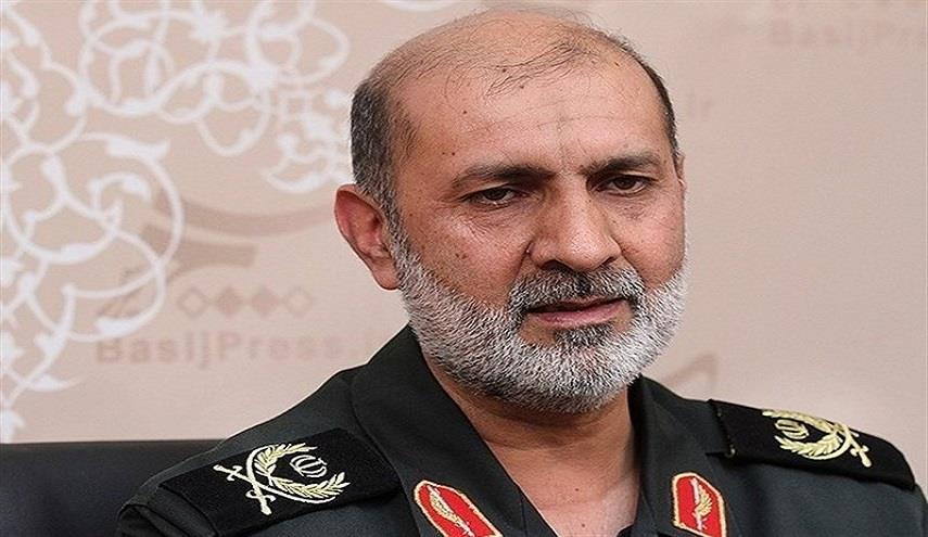 الحرس الإيراني:الحشد الشعبي سيرد على العدوان الثلاثي الذي استهدف سوريا