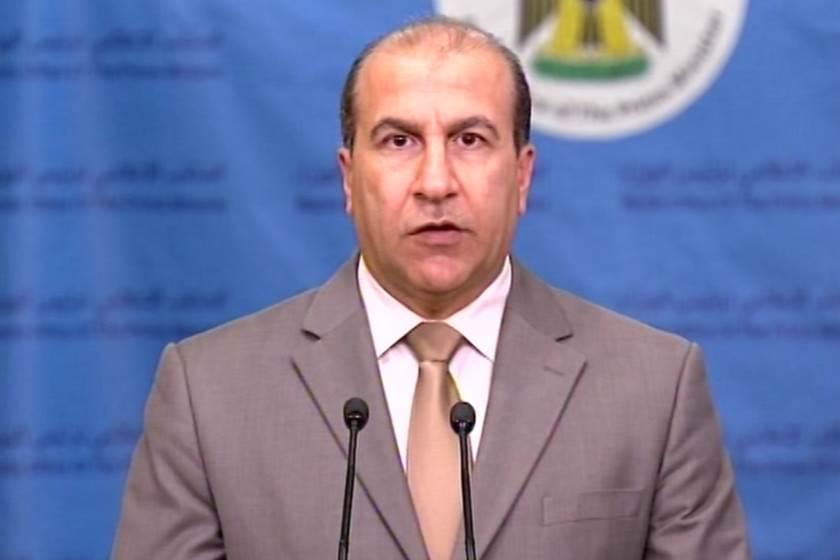 مكتب العبادي:القوات العراقية في حالة تأهب على الحدود السورية