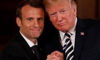 ماكرون:ترامب سيقرر قريبا انسحاب بلاده من الاتفاق النووي