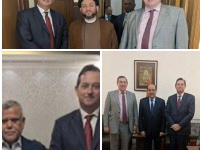 السفير البريطاني في طهران يكشف عن لقاءاته السرية مع زعماء التحالف الشيعي