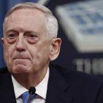 ماتيس يعلن الانتهاء من الضربات العسكرية على سوريا