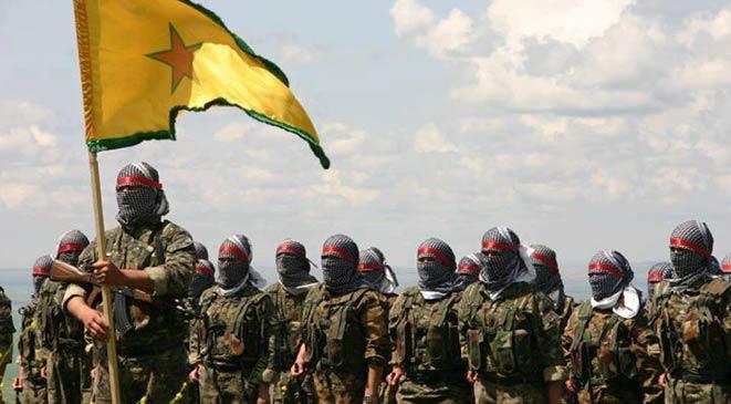 صحيفة: عناصر حزب الـ PKK انضموا إلى الحشد الشعبي والبيشمركة