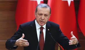 أردوغان:تقسيم المنطقة سيبدأ من العراق وسوريا
