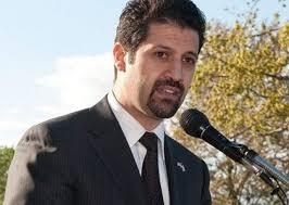 قوباد يدعو إلى تعزيز العلاقة بين بغداد وأربيل
