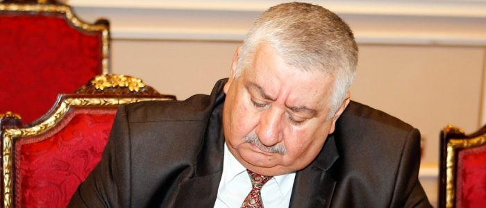 اختطاف نائب رئيس اللجنة الاولمبية من قبل كتائب حزب الله