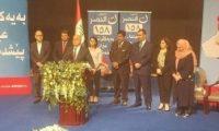 العبادي من أربيل:نسعى لبناء عراق خال من المآسي والسجون