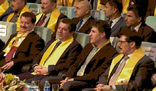 نيجيرفان يدعو  مرشحي حزبه النزول  بقوة في بغداد