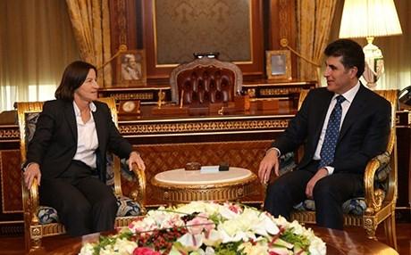 استراليا تدعو إلى حل المشاكل بين بغداد وأربيل