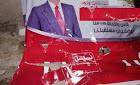 مسؤول محلي:تمزيق صور الدعاية الانتخابية لتحالف النجيفي في ديالى