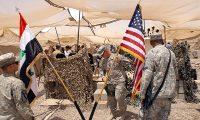 الأمريكان ..و( العراق) و (أيس يعبيس) !!