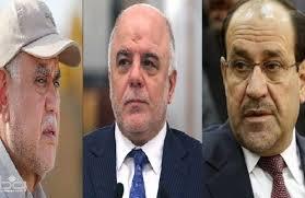 صحيفة:العبادي ،العامري،المالكي أحدهم لرئاسة الوزراء