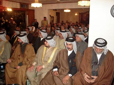 مؤتمر عشائري في السماوة لمنع انتخاب الفاسدين