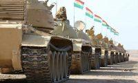 البيشمركة:أسلحة ومعدات عسكرية أمريكية لتعزيز قدرات قواتنا