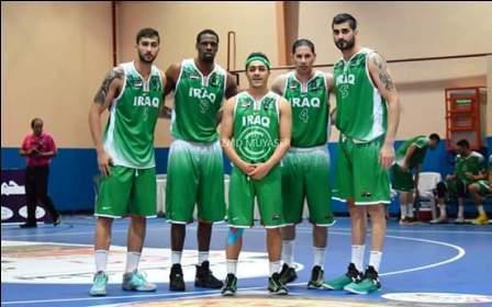 السلة العراقية تشارك في بطولة البحرين