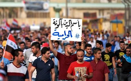 حكومة ما بعد الانتخابات العراقية